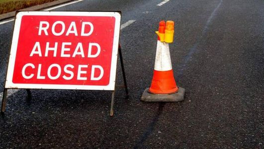 Northern Ireland traffic alerts: Castledawson road closed after crash