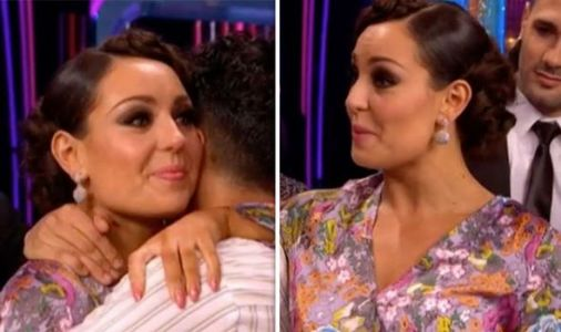 Strictly 2019: Amy Dowden left in tears as Claudia Winkleman probes star on Karim