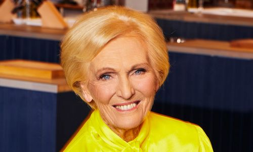 Mary Berry's diet secrets revealed: how the TV cook maintains her slim figure