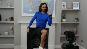 Joe Wicks will donate all earnings from his YouTube PE lessons to 'NHS heroes'