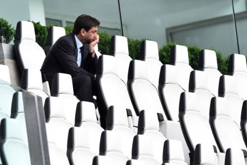 Juventus chief Andrea Agnelli admits Super League is dead in the water