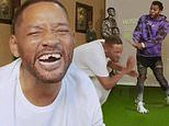 Jason Derulo knocks Will Smith's teeth out with golf club during lesson gone bad in hilarious TikTok