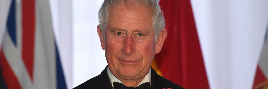 Prince Charles: first in line for the throne, but only seventh in popularity