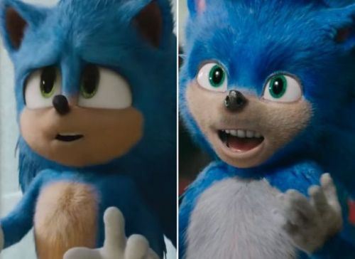 Sonic The Hedgehog New Trailer Shows Character Looking Much More Like His Usual Self