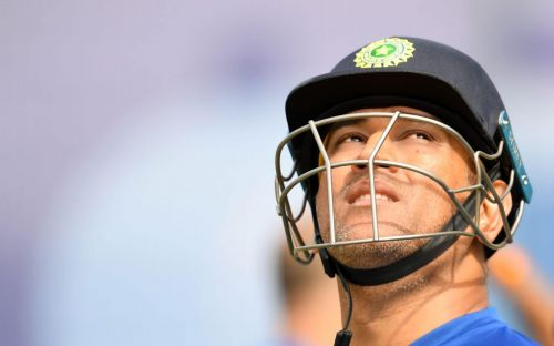 India great MS Dhoni announces retirement