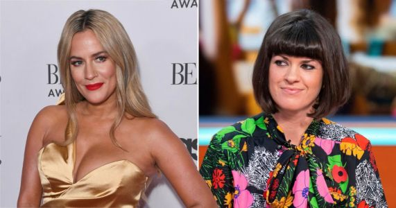 Dawn O'Porter believes Caroline Flack sends her signs: 'I feel her in everything. More than I have any other person I have lost'