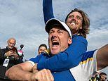 The show must go on: Stage the Ryder Cup to raise morale. with a little tickle to the rules