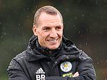 Leicester boss Rodgers reveals his players are struggling to prepare for games due to coronavirus