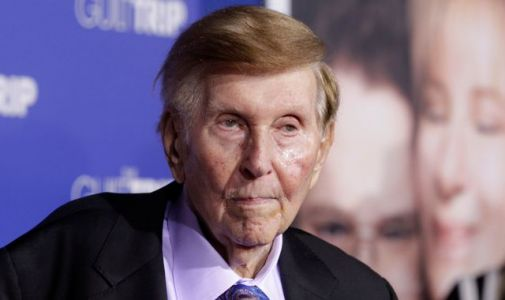 Sumner Redstone: CBS and MTV billionaire media tycoon dies aged 97