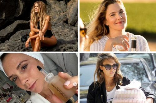 The women celebrities who boost wealth by selling sex products, wine and beauty kits