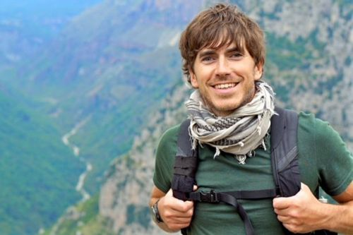BBC's Simon Reeve was 'ready to jump off a bridge but travel saved his life'