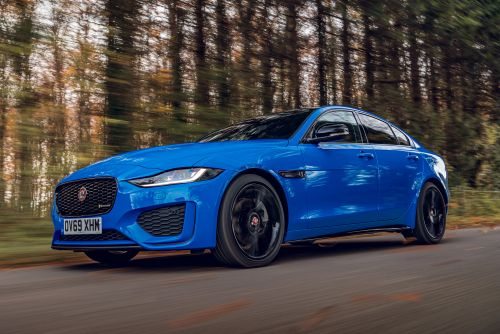 New Jaguar XE Reims Edition arrives with unique paint and extra kit