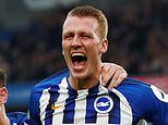 Dan Burn signs new contract to keep him at Brighton until 2023