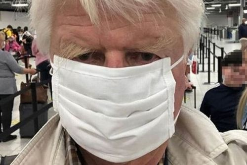 Boris Johnson's lockdown rules is all Greek to dad Stanley - and me