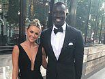 AFL star Majak Daw ruptures his pec ahead of comeback - two years after plunging from bridge