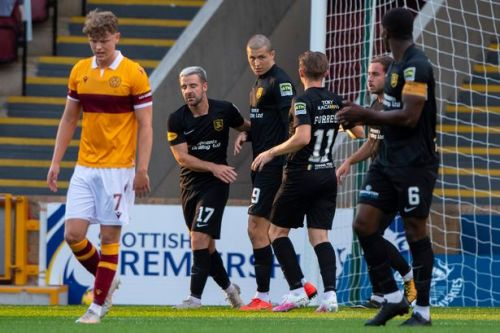 Motherwell 2 Livingston 2: Lions fight back to claim first point of the season