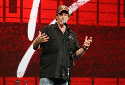 Ted Nugent denies calling Covid-19 a 'hoax' after testing positive for the virus - despite claiming pandemic is 'not real'