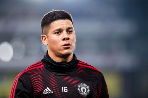 No-one goes near 'aggressive' Marcos Rojo in Manchester United training, reveals Luke Shaw