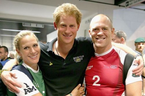 Royal Family 'want to punch Prince Harry', ex-rugby star Mike Tindall jokes