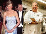 Royal chef Darren McGrady says Princess Diana 'loved food'