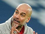 Pep Guardiola insists he has 'no problem' with Ole Gunnar Solskjaer and issue is 'solved'