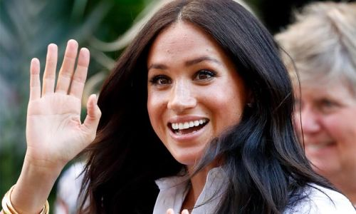 Meghan Markle has been 'cold-calling US voters'