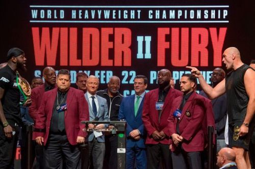 Tyson Fury vs Deontay Wilder FREE live stream warning on unofficial channels