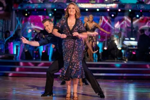 Strictly's Jacqui Smith in 'agony' as she battles to avoid elimination