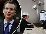 Governor Newsom says 96% of California schools will begin online learning