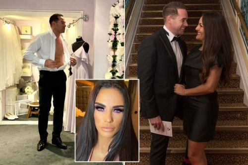 Kieran Hayler hints at marriage plans with girlfriend as ex Katie Price plans divorce party