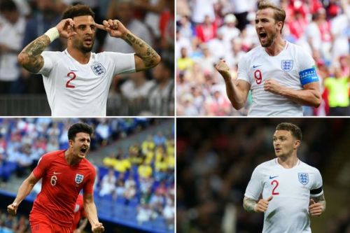 World Cup 2018: Gareth Southgate and England can plot Croatia revenge as they play them TWICE this year