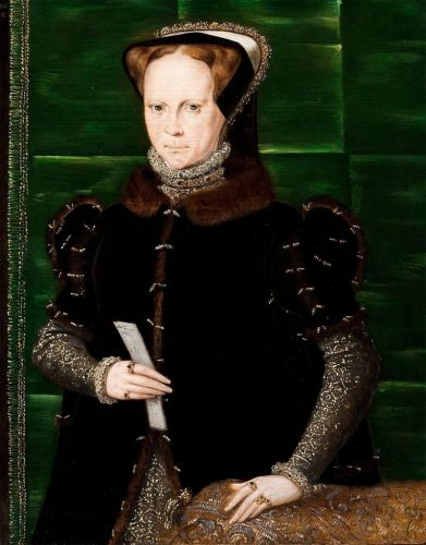 Just why is Queen Mary I known as 'Bloody Mary'?
