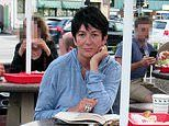 Ghislaine Maxwell is secretly MARRIED but refuses to reveal the identity of her mystery spouse