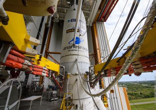 Ariane 5 to test modified fairing for JWST, hardware for new range safety system