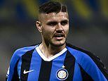Juventus drop hint they could move for Inter Milan striker Mauro Icardi by leaving No 9 shirt vacant