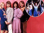 ABBA 'REUNITE in London to film for their £12 million hologram tour'