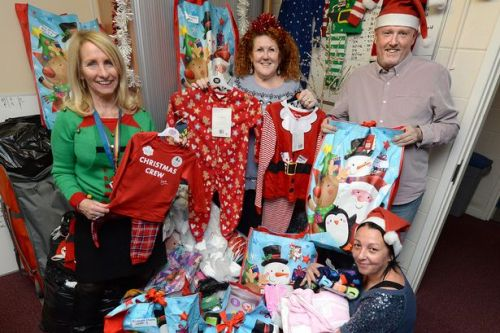 Help kids have a cozy Christmas by supporting our pyjama Santa campaign