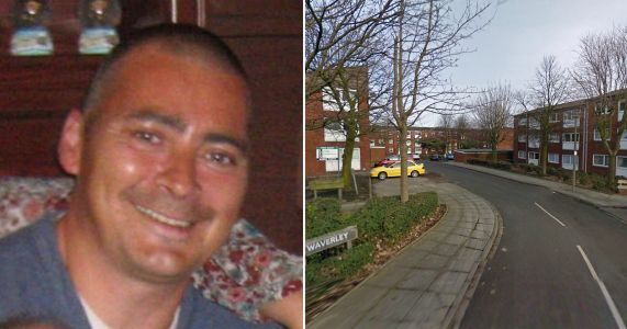 Man dies after being 'doused in accelerant' and set on fire outside home