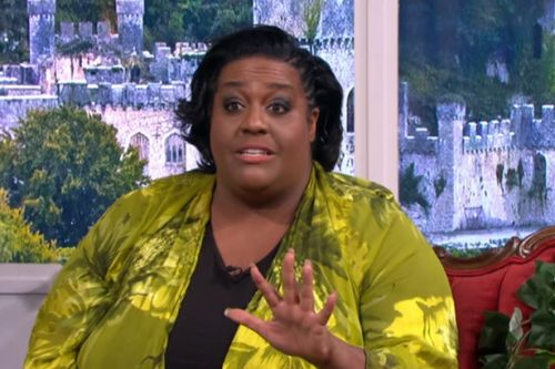 Alison Hammond's pointed 'strong people' jibe as Ruth Langsford denies row