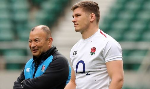 England head coach Eddie Jones backs 'warrior' Owen Farrell to lead from the front