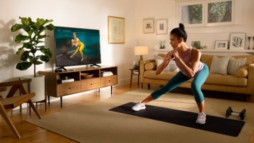 Peloton's workout app is now available Apple TV - here's how to get it