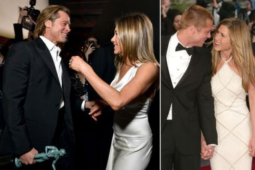 Brad Pitt and Jennifer Aniston reunion rumours - can second time love ever work?