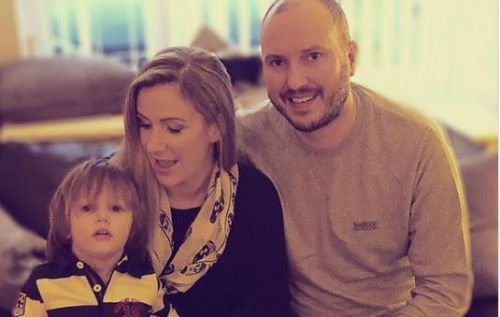 'It's just us two now': Rachael Bland's husband reveals their son's heartbreaking words after BBC radio star's death