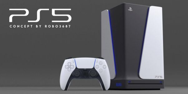 PS5 console designs based on DualSense controller are already being made by fans