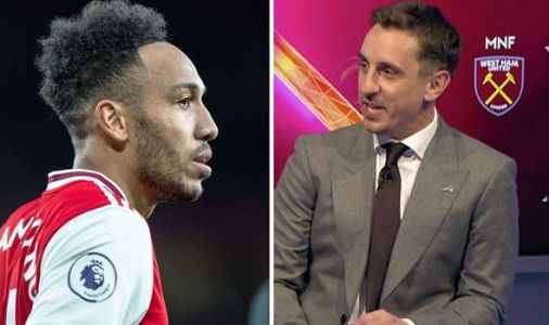 Gary Neville raves about Arsenal star after statistic puts him ahead of Man Utd legend