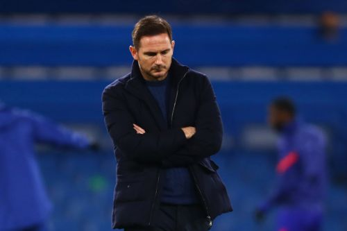 Frank Lampard sacked as Chelsea manager after 18 months in charge
