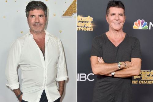 Simon Cowell hospitalised after breaking his back in horror bike fall