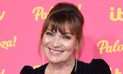 Lorraine Kelly has us starry-eyed over this Wallis dress