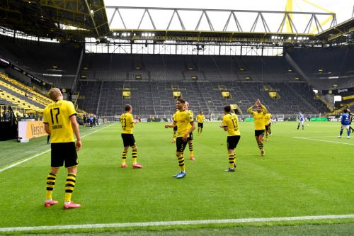 Bundesliga fixtures TODAY: Live stream and TV channel for Borussia Dortmund vs Bayern Munich top of the table clash
