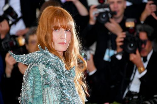 Florence Welch On Instagram: 'Every Time I Post A Picture I Have A Small Panic Attack'